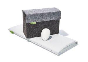Smart Nora sleep setup kit pillow cover