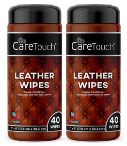 how to clean couch leather wipes