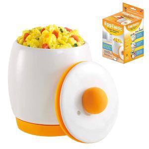 how to make eggs ceramic microwave
