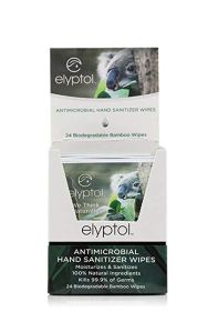 how to use eucalyptus oil elyptol hand wipes