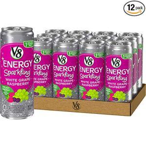 natural energy drink v8