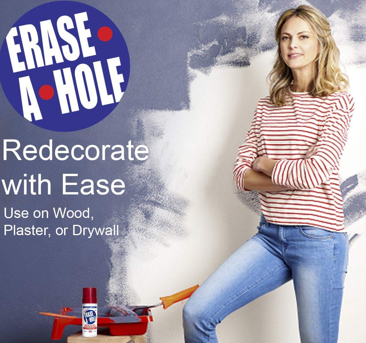 erase a hole