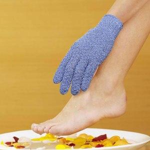 EvridWear exfoliating gloves
