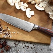 these impressive kitchen knives are a cut above the rest