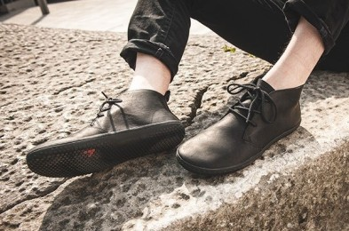 Vivobarefoot Desert boot model