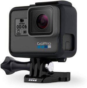 GoPro HERO6 digital action camera