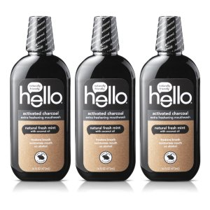 best mouthwash hello oral care charcoal