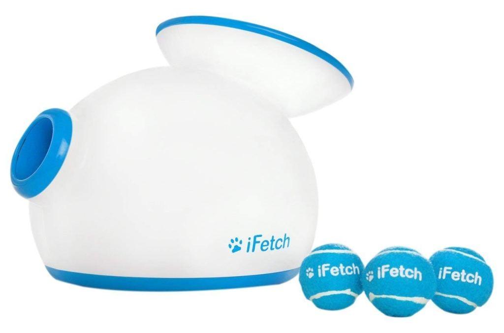 iFetch Interactive Ball Launcher Amazon