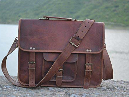 Best Leather Briefcase: Men's Bags for