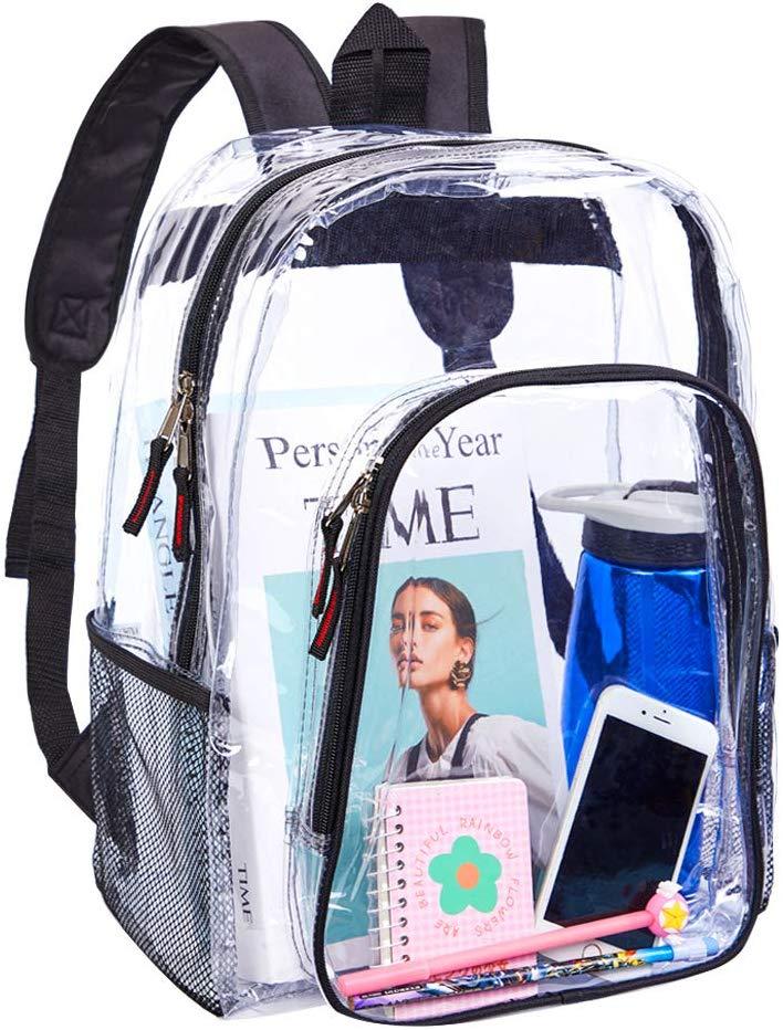 magic bag clear backpack