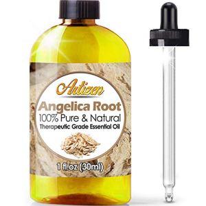 best essential oils massage angelica