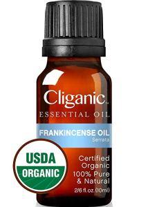 best essential oils massage frankincense