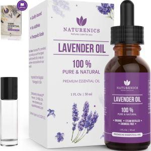 best essential oils massage lavender