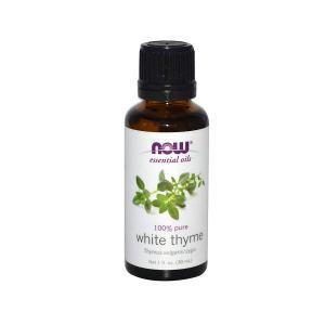 best essential oils massage white thyme