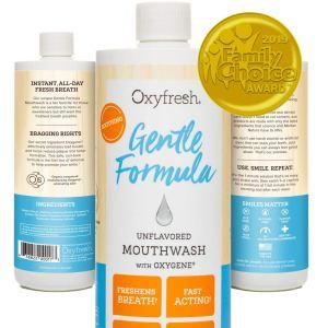 best mouthwash for bad breath oxyfresh