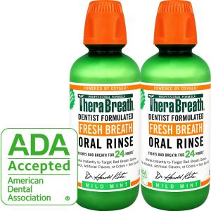 best mouthwash for bad breath therabreath