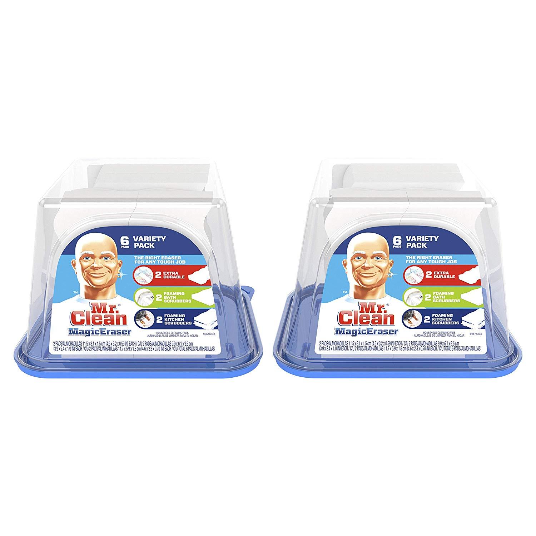 Magic Eraser Mr Clean kit