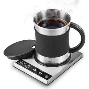 mug warmers cosori set