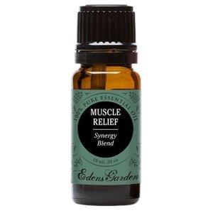 best essential oils sore muscles edens garden
