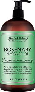 best essential oils sore muscles rosemary
