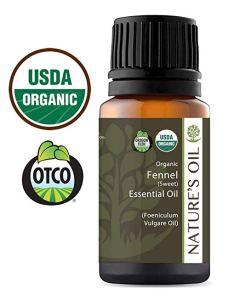 best essential oils nausea fennel