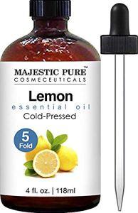best essential oils nausea lemon