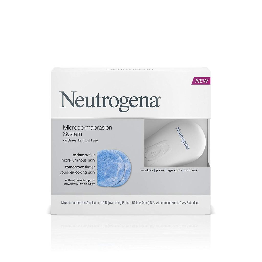 Neutrogena Microdermabrasion Kit