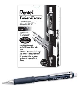 Pentel Twist-Erase III Mechanical Pencil