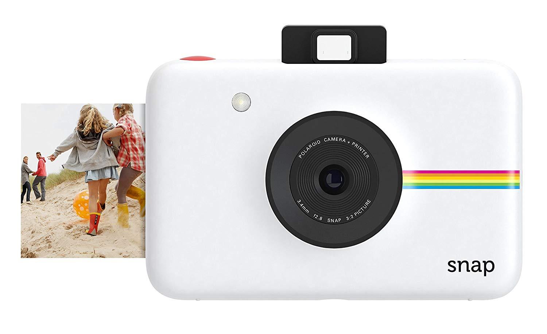 best instant cameras - polaroid snap