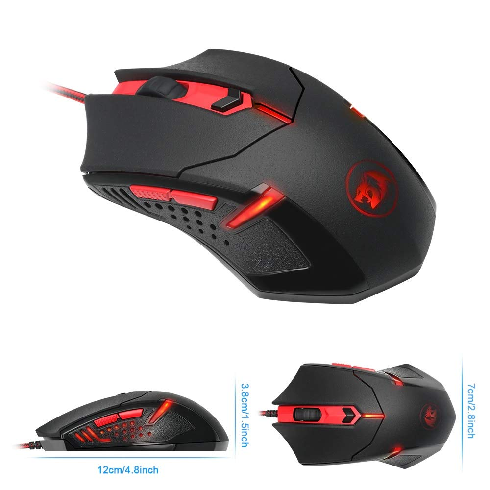 Redragon M601 Wired Gaming Mouse