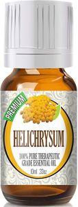 best essential oils scars helichrysum
