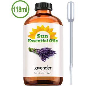 best essential oils scars lavender