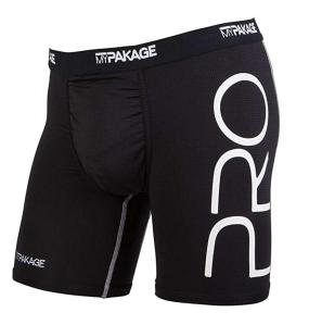MyPakage mens boxer briefs black