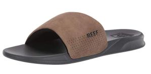 Reef Men's Slide Sandals brown
