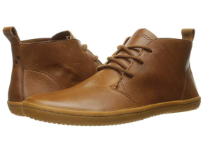 Vivobarefoot Desert boot tan leather