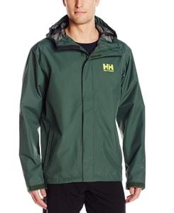 Helly Hansen green jacket