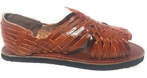 mexican sandals woven men's