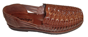 leather sandals men's mexican