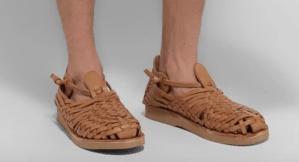 huarache sandals men's