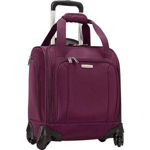 under the seat luggage samsonite