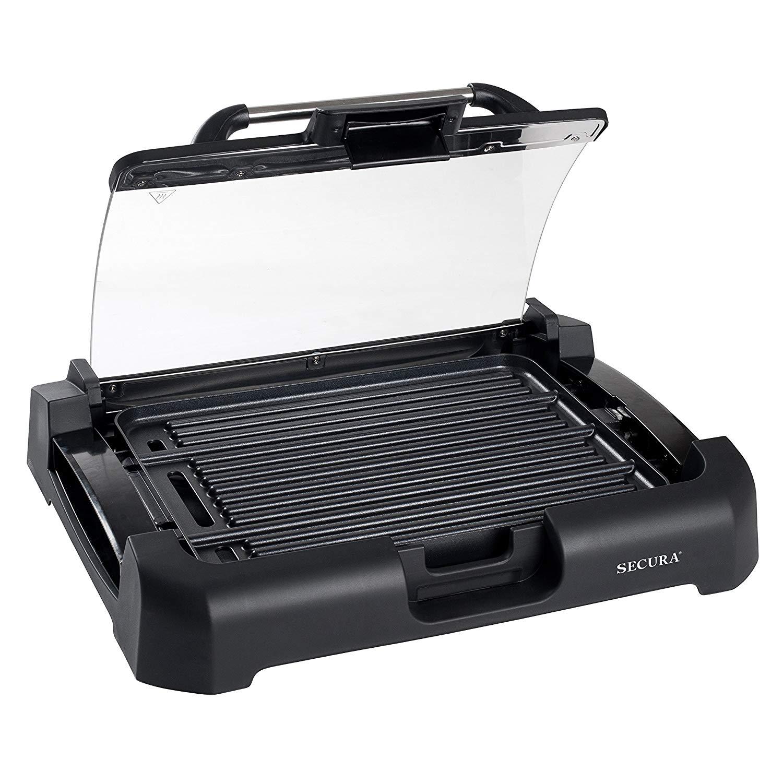 best indoor grills secura grill