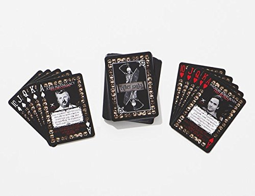 serial killer playing card deck