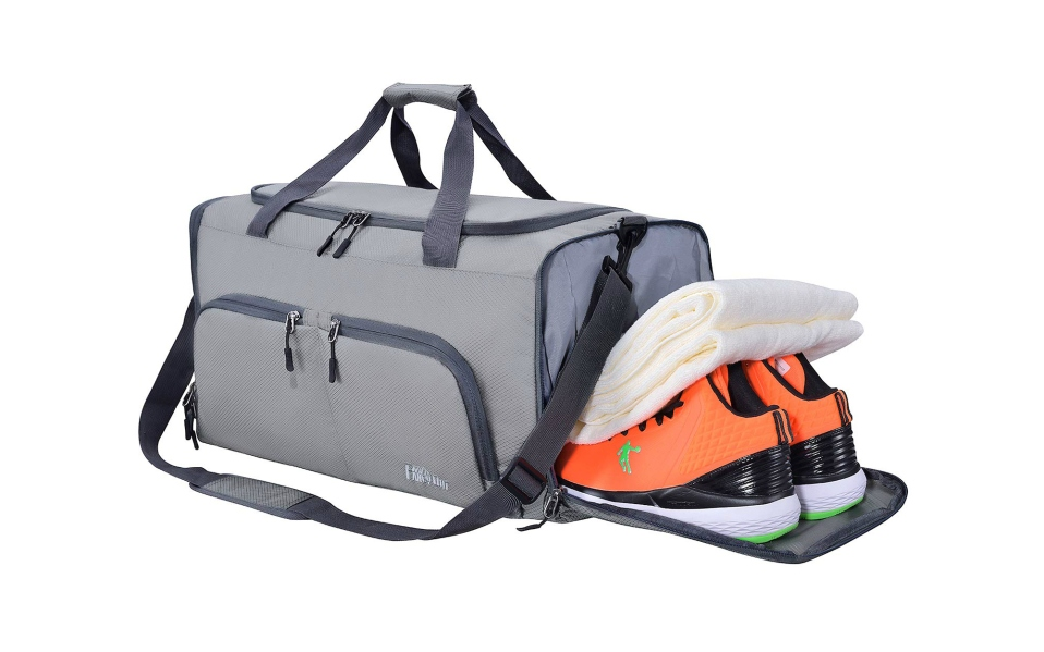 Best Gym Bags Shoe Compartment Wet