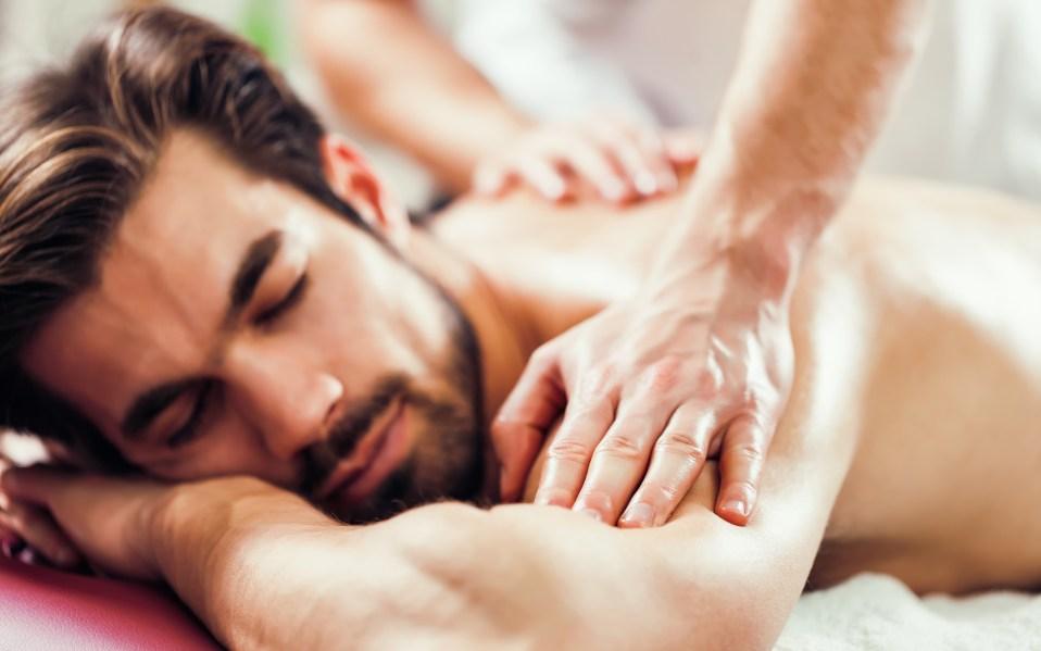best essential oils massage