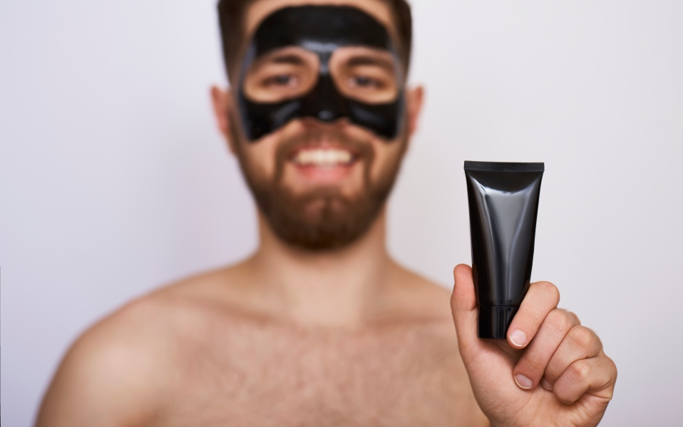 This Black Mask For Your Face