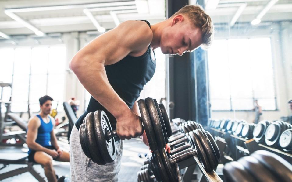 gym routine workout tips