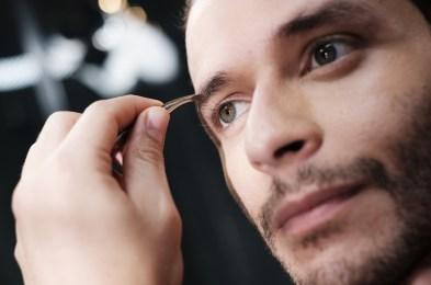 The Gentleman's Three-Step Guide To Eyebrow Grooming