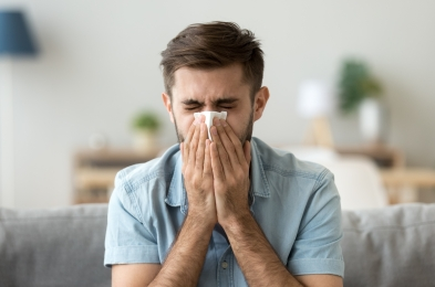 cleaning products to help you make it through allergy season