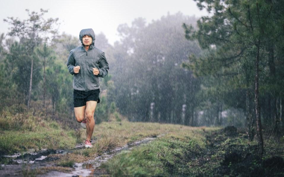 Men's Stylish Rain Jackets