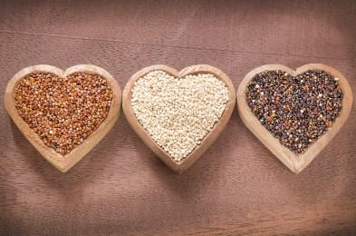 quinoa is hair care's latest hack